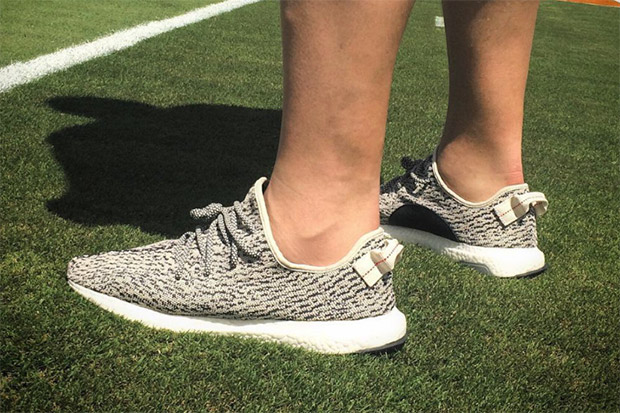 532831e411c Here s What The Yeezy Boost With An Ultra Boost Sole Looks Like ...
