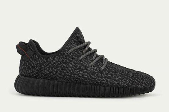 A NYC Radio Station Is Giving Away Black Yeezy Boosts Signed By Kanye West