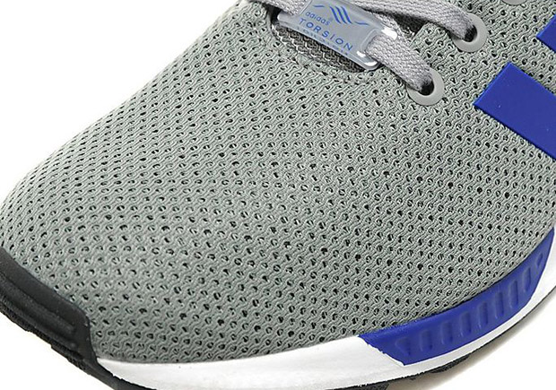 Adidas-originaux-zx-flux Solaire Gris Royal-masculin 6ULLaYir83
