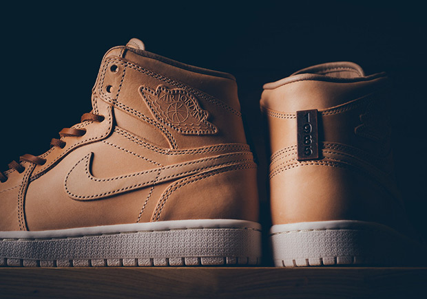 The 30th Anniversary Celebration Of The Air Jordan 1 Continues With This $400 Masterpiece