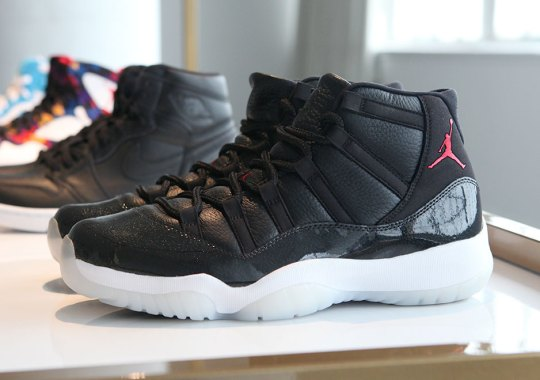 "Air Jordan 11 ""72-10"" Will Retail For $210"