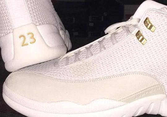 This New Detail Changes Everything About The Air Jordan 12