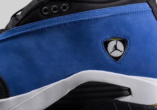 """Air Jordan 14 Low """"Laney"""" – Release Date"""