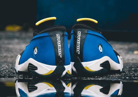 Jordan Brand Returns To Laney High With This Air Jordan 14 Low Retro