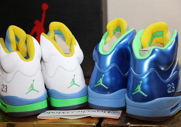 The Incredibly Rare Air Jordan 5