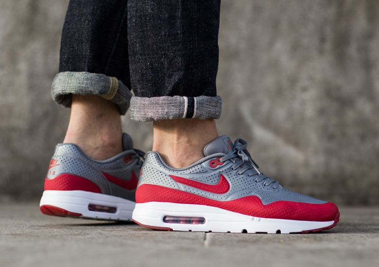 Industrial botón enero  A Classic Look On The Nike Air Max 1 Ultra Moire - SneakerNews.com