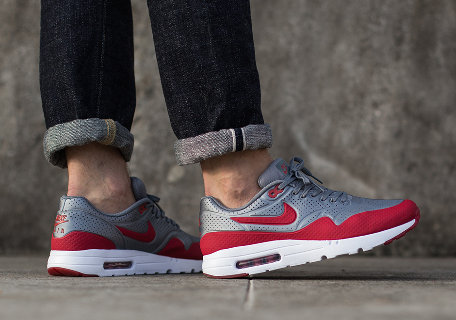 nike air max 90 ultra moire red black