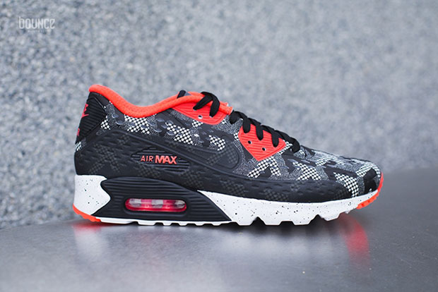 air max 90 print platinum