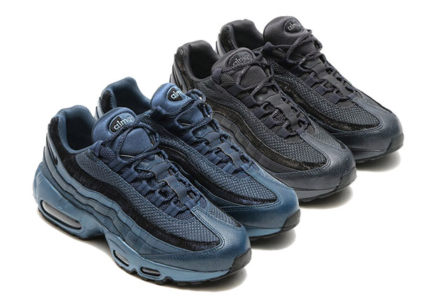 Nike Air Max 95 Womens Blue