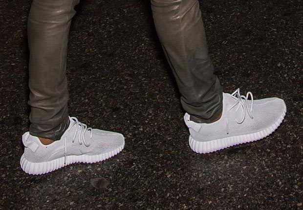 Kanye West Debuts Yet Another Brand New Yeezy Boost Colorway This Weekend