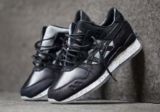 BAIT Brings An Extravagant Nightmare To Life With the ASICS GEL-Lyte III
