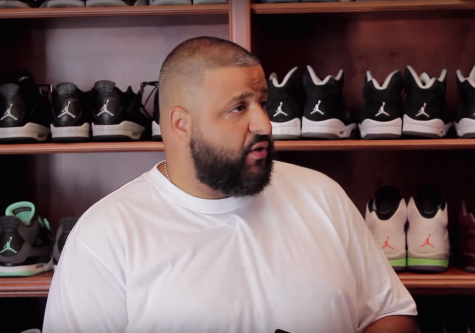 Is There A Sneaker Thief In DJ Khaleds Inner Circle