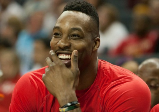 You Can Actually Vote For What Dwight Howard's Next Signature Sneaker Will Be