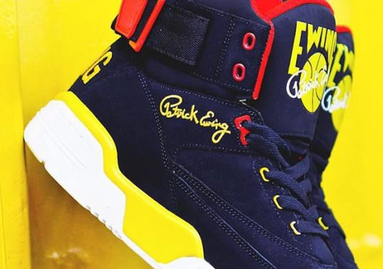 October Releases Begin To Be Unveiled By Ewing Athletics
