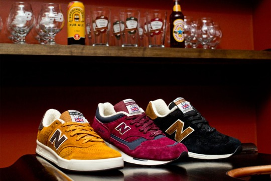 Extra Butter Is Giving Away Free Beer Glasses With New Balance Purchases