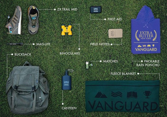 """Explore New York With Extra Butter's """"Vanguard"""" Scavenger Hunt"""
