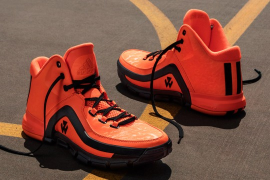 John Wall Celebrates Return To China With Exclusive adidas J Wall 2 Colorway