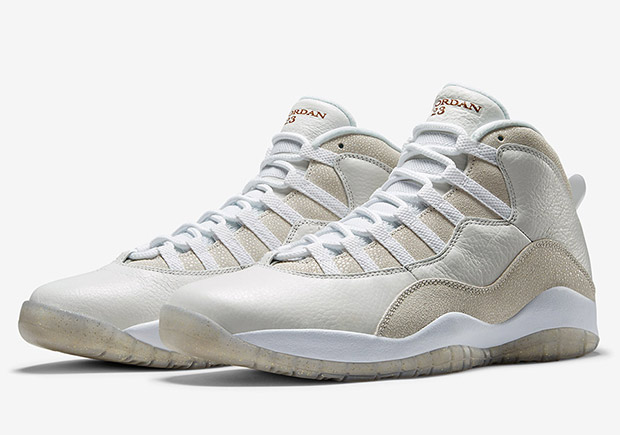 Footaction Reveals Release Locations For The Air Jordan 10 quot OVOquot