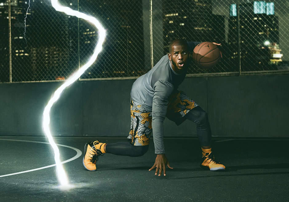 f2bda6538dfb43 There s a Yellow Dragon Within The All-New Jordan CP3.IX