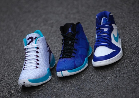 Jordan Brand's Feng Shui Collection Highlights The Past, Present, And Future