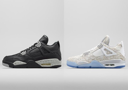 Nike Continues To Test Out Its Drawing System With Jordan Restocks
