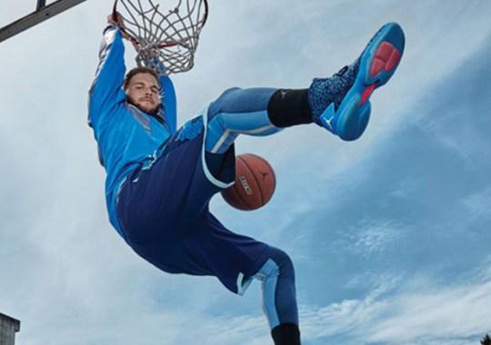 Blake Griffin Presents The Jordan Super.Fly 4 Jacquard