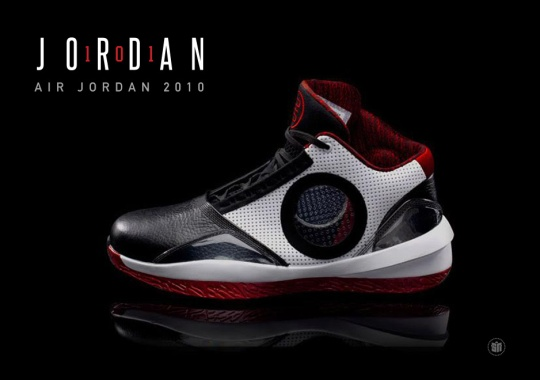 Jordan 101: The Transparent Air Jordan 2010