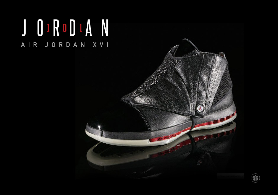 071c2db9999f64 Jordan 16 - Complete Guide And History