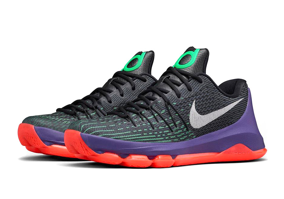 new concept 6da4e 8b5e6 This Next Nike KD 8 Is Inspired By Vince Carter And Larry Bird