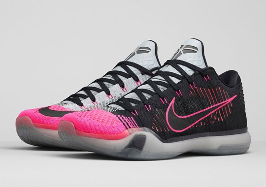 """Official Images Of The Nike Kobe 10 Elite """"Mambacurial"""""""