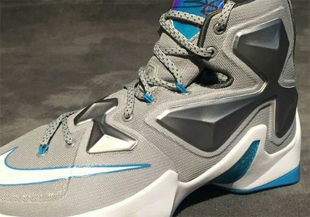 best service 0d5bd 3c00a Yet Another New Nike LeBron 13 Colorway To Ponder Over ...
