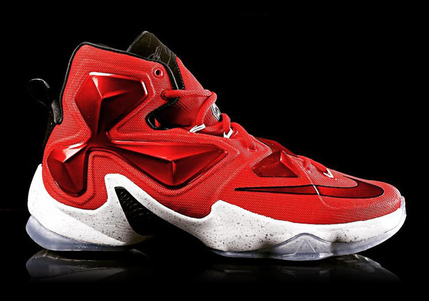 new concept 8528b 53ef1 LeBron James Will Wear This Nike LeBron 13 Colorway At Home ...
