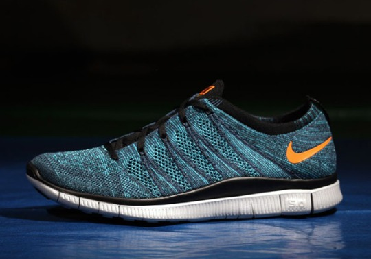 One Of The Most Overlooked Nike Flyknit Models Has A New Colorway