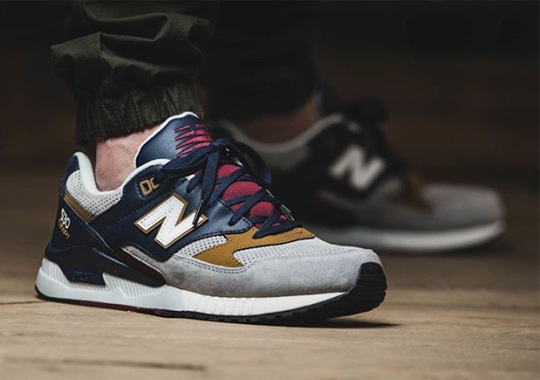 New Balance Readies The 530 For Fall