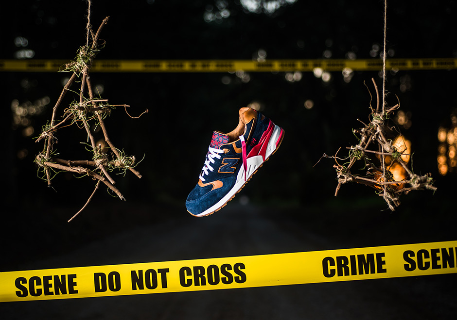 Sneaker Politics Is Playing Detective With Upcoming New Balance 999 Release