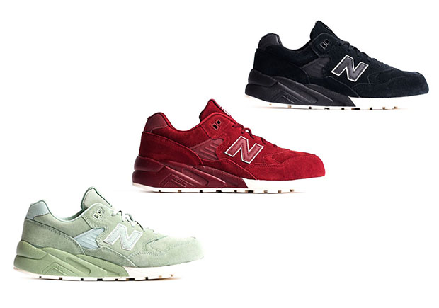 05e11804c7028 80%OFF Three Sweet Suede Options For The Fall-Friendly New Balance MT580
