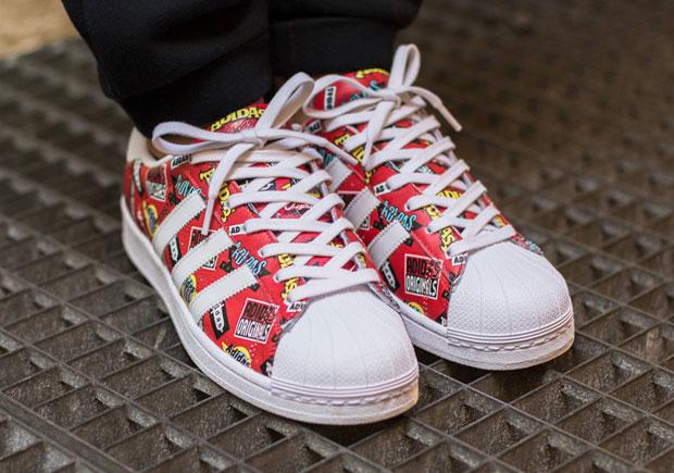 Cheap Adidas Superstar 80s x Kasina Consortium Tour / Superstar.shoes