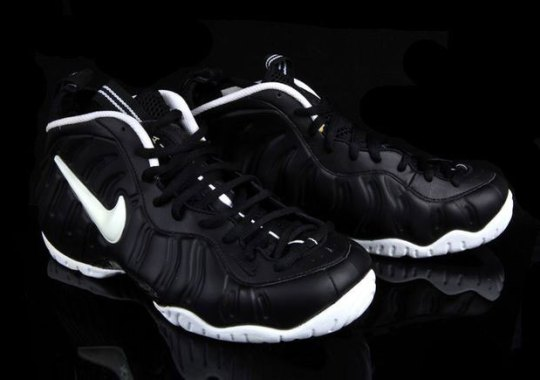 """Your Best Look Yet At The Nike Air Foamposite Pro """"Dr. Doom"""""""