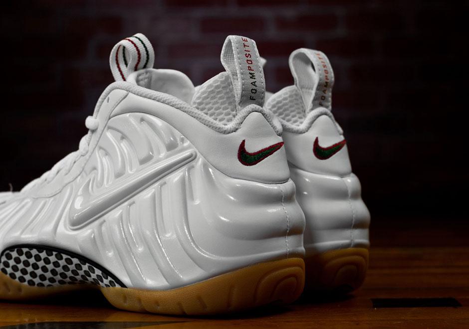 ba7183b3cb9 Nike Air Foamposite Pro quot White Gumquot Releasing Soon good ...