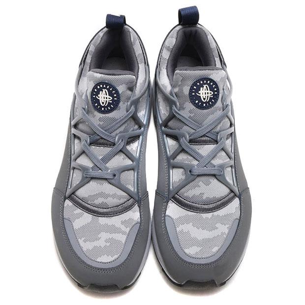 Nike Air Huarache De Camuflaje Gris 92LDX