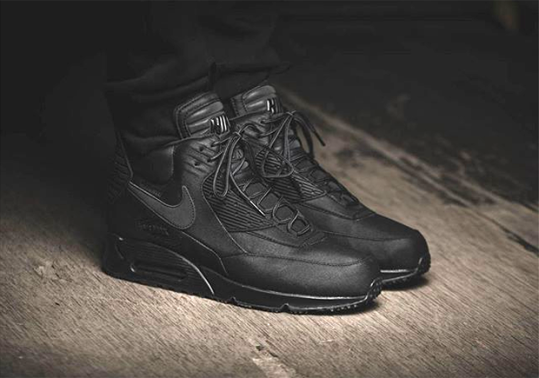 The Nike Air Max 90 Sneakerboot Is Back For Winter