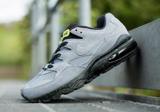 These Nike Air Max 94 Releases In Suede Will Be Tough To Get