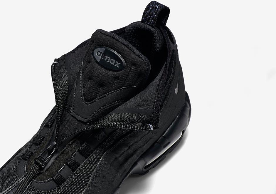 Nike Air Max 95 Sneakerboot On Feet