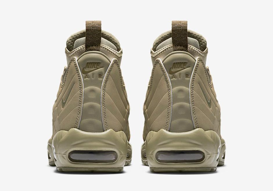 First Look At The Nike Air Max 95 Sneakerboot - SneakerNews.com 2839a78ad2
