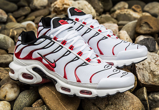 the latest 16bb1 91a29 The Perfect Nike Air Max Plus For The Chicago Bulls Fans ...