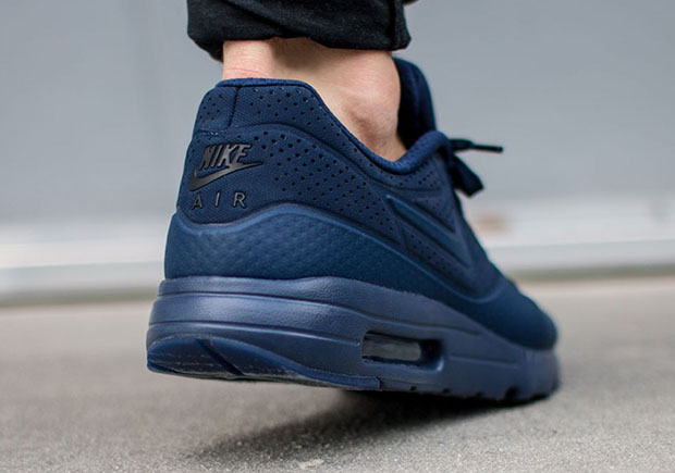 A New Nike Air Max 1 Ultra Moire Fit For Midnight