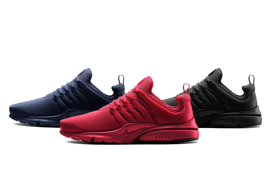 The Nike Air Presto Will Be Available On NIKEiD - SneakerNews.com. Discount Nike Air Presto 6 Mens Mesh Sneakers Gray Salmon Orange Online