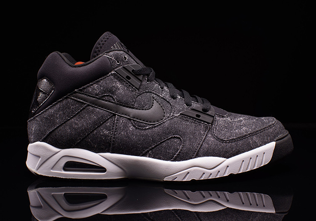 "8b9a1f64ddf The Air Tech Challenge III ""Denim"" is arriving now at select Nike  Sportswear retailers like Oneness."