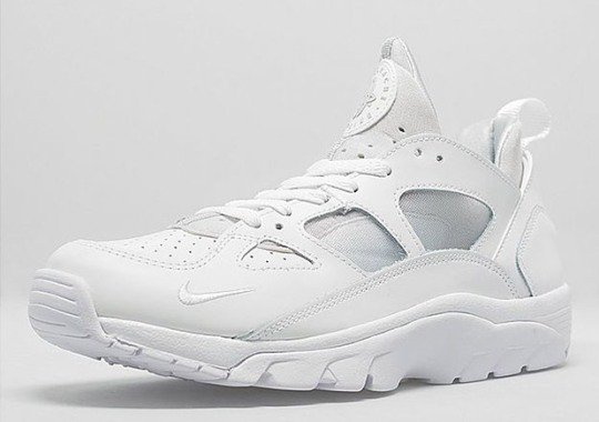 More All White Huaraches Are On The Way