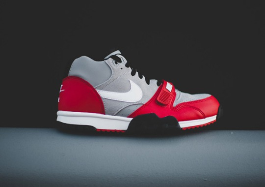 The Help of fragment design Wasn't Needed For This Great New Nike Air Trainer 1